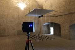 Rilevazione-3D-ambulacri-Castel-SantElmo-Foto-©-CoopCulture-Heritage-srl