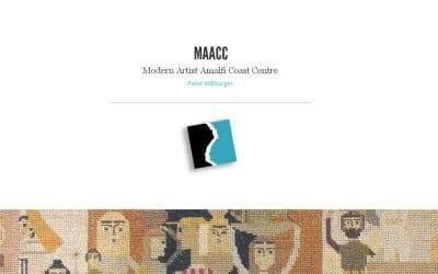 Nasce il MAACC – Modern Artist Amalfi Coast Centre