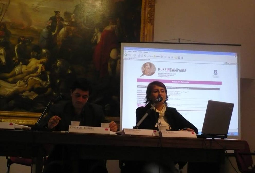 Museincampania diventa una rete museale virtuale