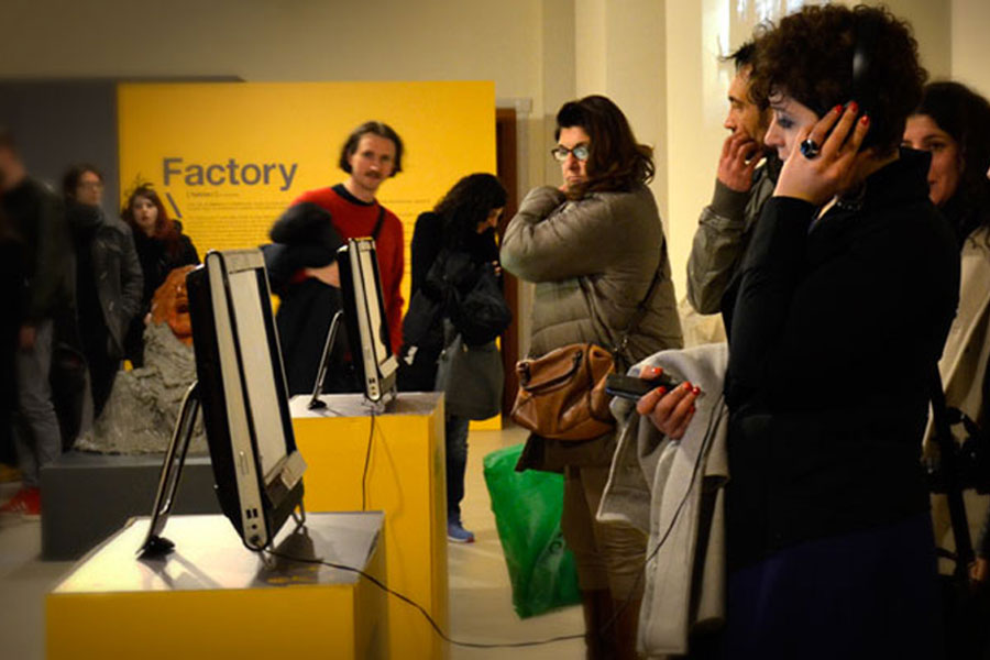 Anche in estate prosegue Museum factory