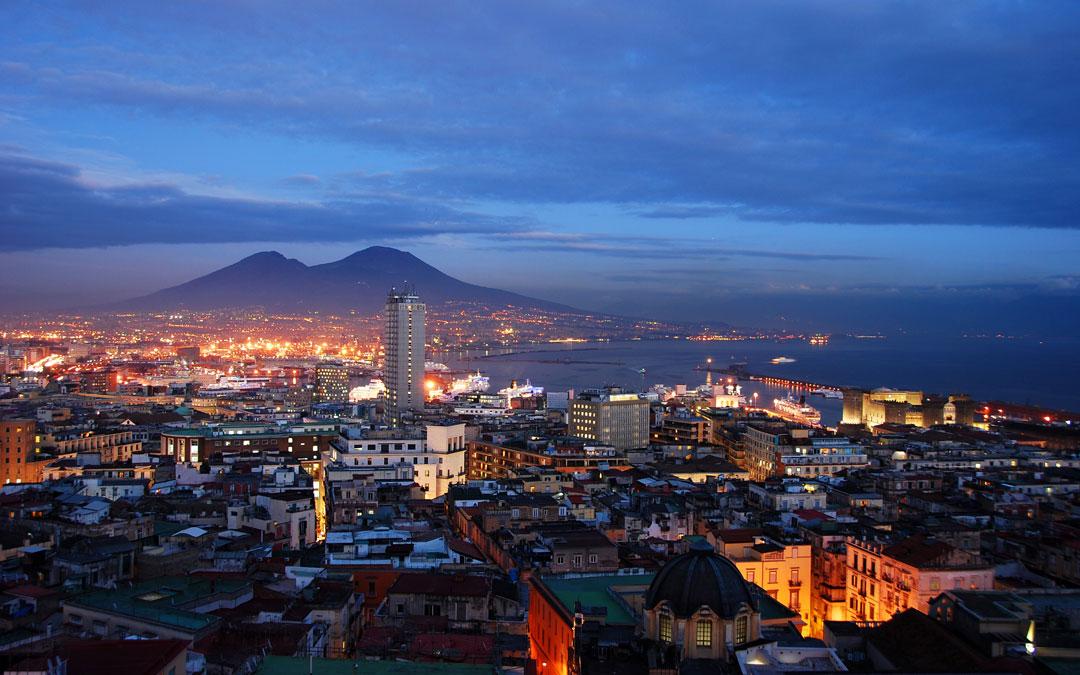 Baia di Napoli. Un progetto per il rilancio del turismo nel Golfo