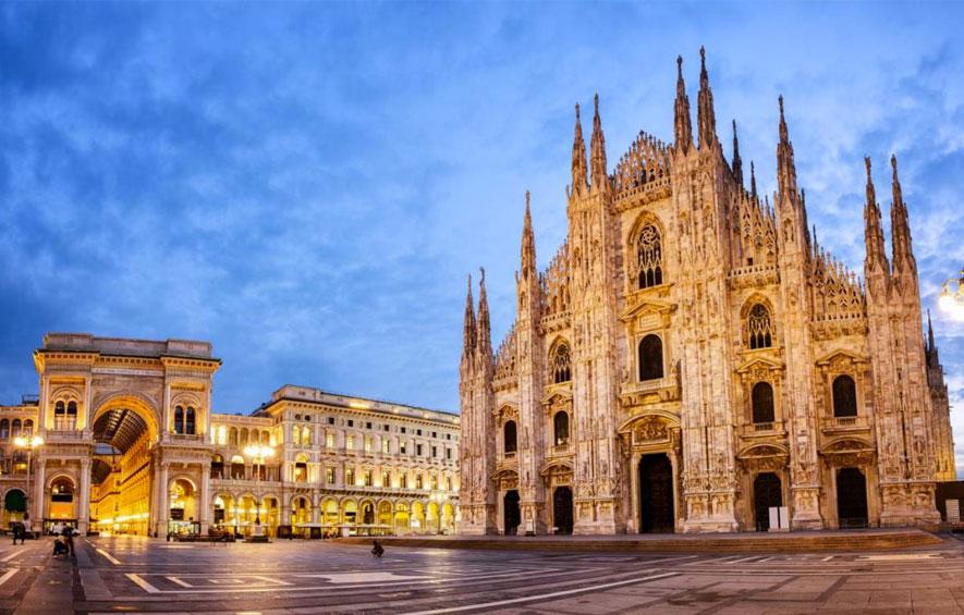 Valigie pronte, sbarchiamo a Milano dal 3 al 9 luglio 2016