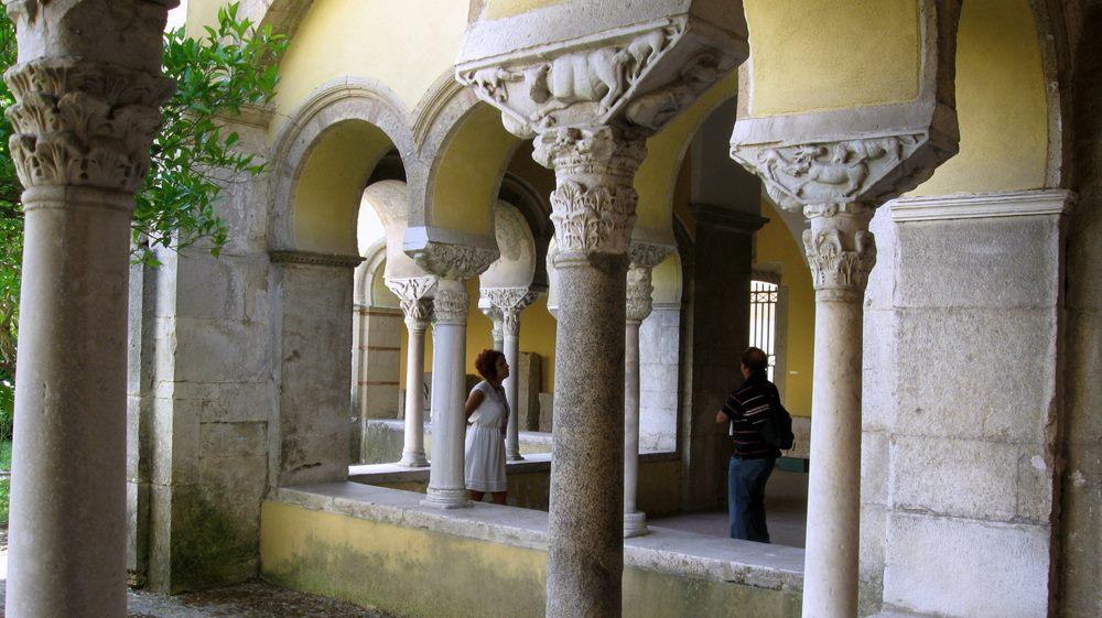 Museo del Sannio Chiostro di Santa Sofia benevento ©Mediateur ph Antonella iannuzzi