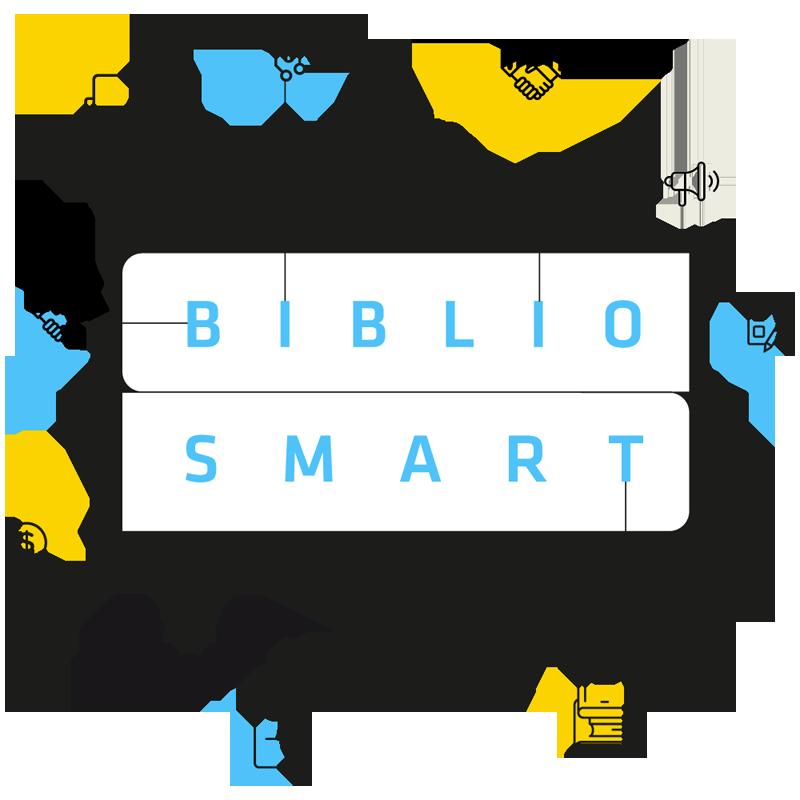 Biblio Smart - Logo - mediateur
