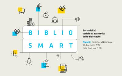 BiblioSmart. Le biblioteche sono pronte a un futuro sostenibile?