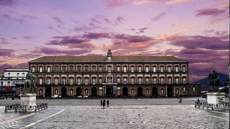 Un itinerario integrato per il Palazzo Reale di Napoli