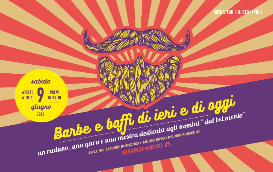 Barbe e baffi di ieri e di oggi