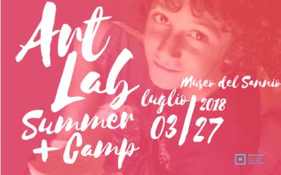 Art Lab Summer Camp!