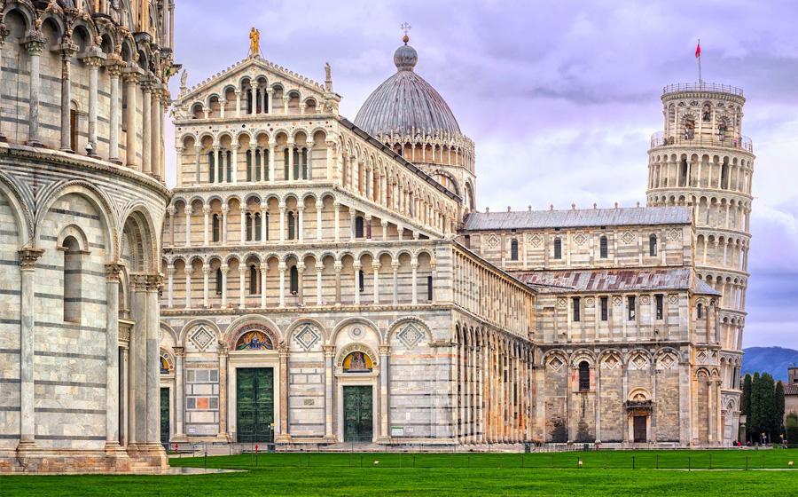 Siamo in corsa per Pisa