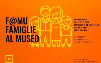 F@MU – Giornata nazionale delle Famiglie al Museo