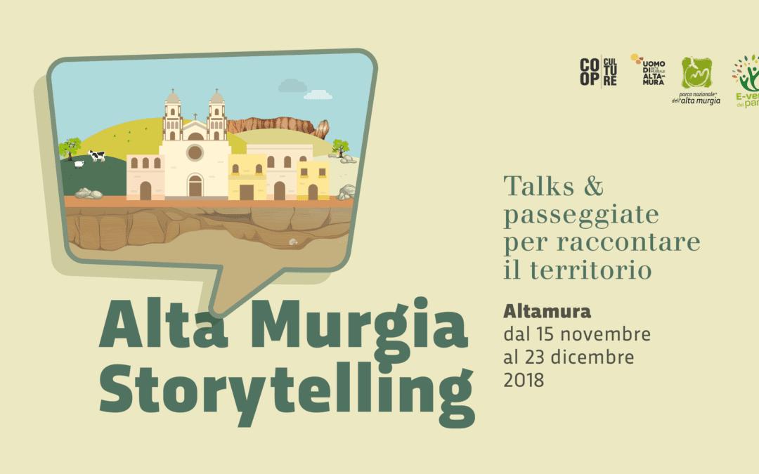 Alta Murgia Storytelling