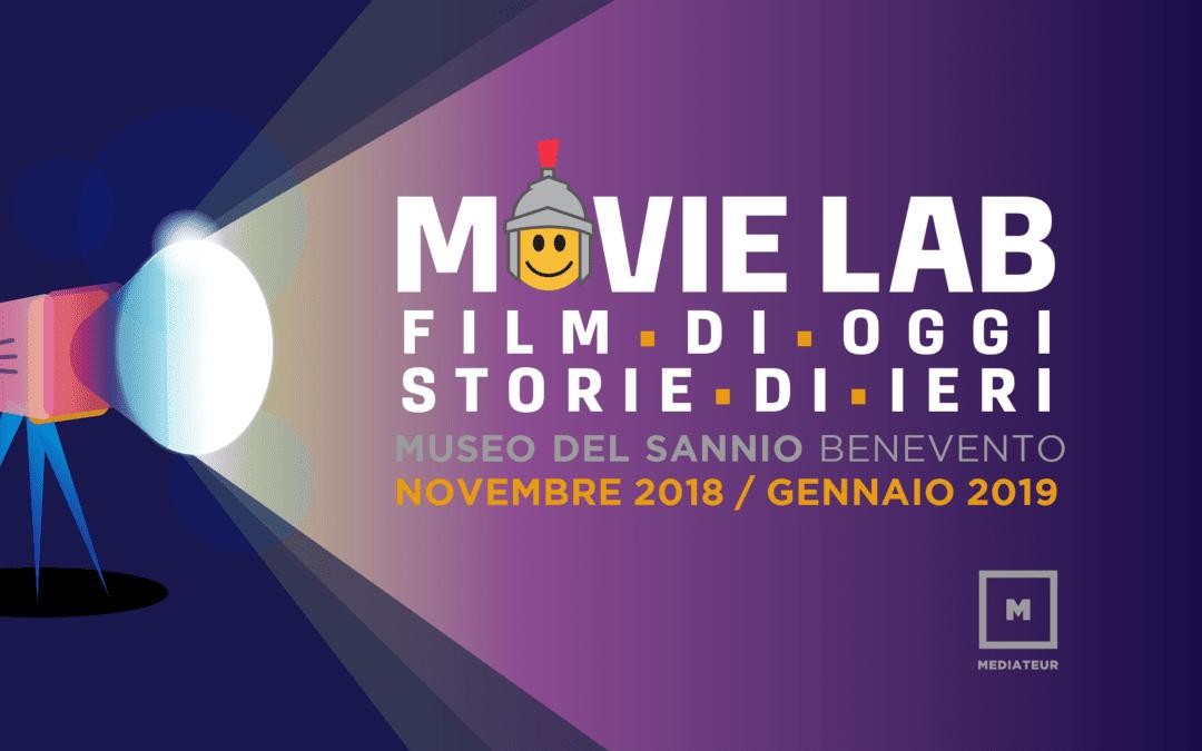 MOVIE LAB | Film di oggi, storie di ieri