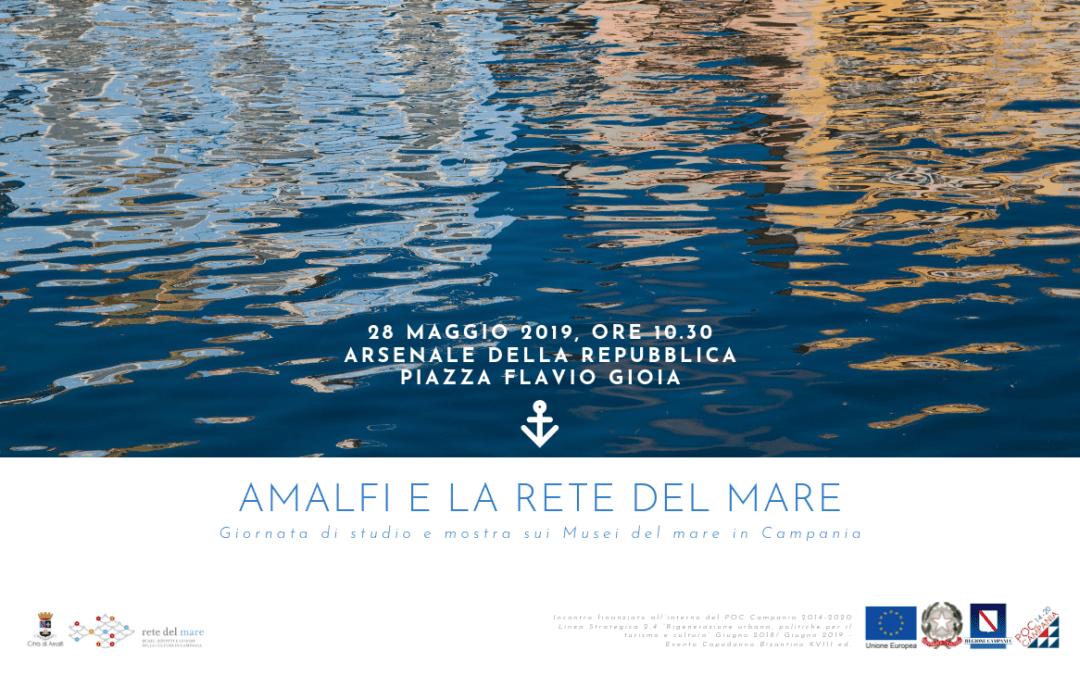Amalfi e la Rete del mare