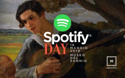 Spotify Day. Il museo si ascolta!