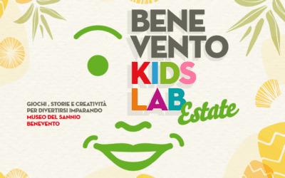 Benevento Kids Lab Estate!