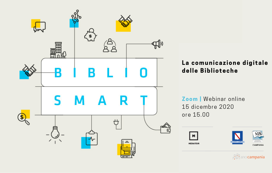 BiblioSmart. La comunicazione digitale delle biblioteche